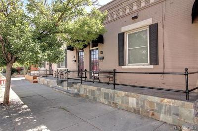 Baker, Baker/Santa Fe, Broadway Terrace, Byers, Santa Fe Arts District Condo/Townhouse Active: 14 East Bayaud Avenue
