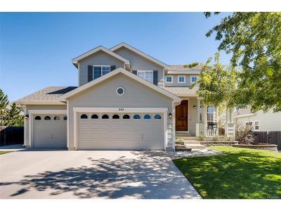Adams County Single Family Home Under Contract: 12428 Dexter Way