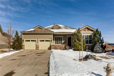 Parker Single Family Home Under Contract: 10162 Greenfield Circle