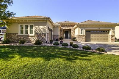 Highlands Ranch Single Family Home Active: 2660 Rockbridge Drive