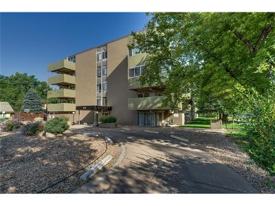 Condo/Townhouse Active: 675 South University Boulevard #208