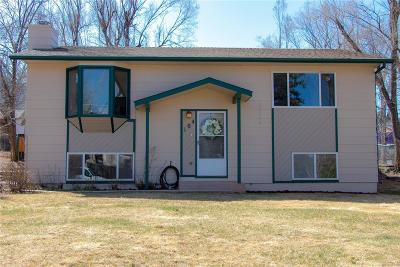 Manitou Springs Single Family Home Under Contract: 104 Poplar Place