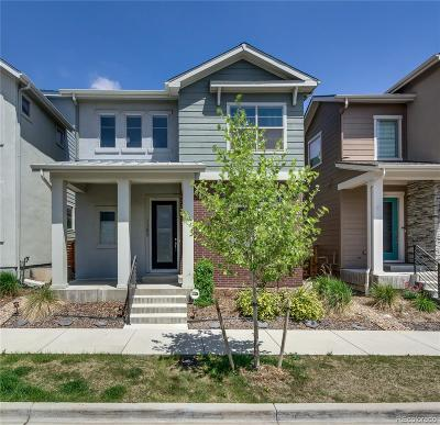 Denver Single Family Home Active: 1385 West 66th Place