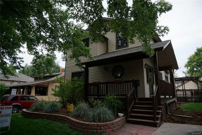 Single Family Home Under Contract: 1966 South Humboldt Street