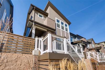 Denver Single Family Home Active: 4100 Albion Street #1510