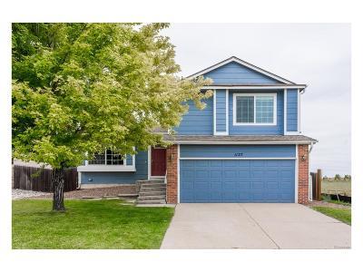 Castle Rock Single Family Home Under Contract: 1127 Parsons Avenue