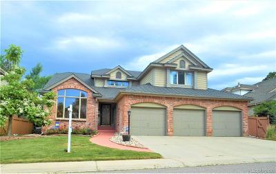 Centennial CO Single Family Home Active: $580,000