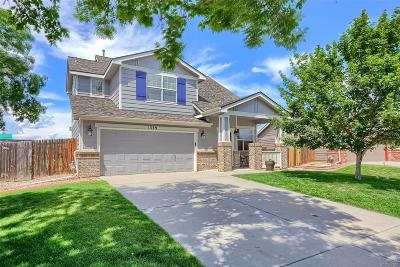 Castle Rock Single Family Home Under Contract: 1339 North Monument Drive