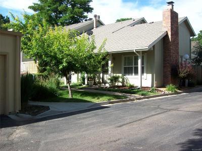 Centennial Condo/Townhouse Under Contract: 7071 South Knolls Way