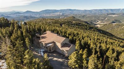 Conifer Single Family Home Under Contract: 31270 Timothys Trail