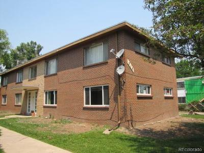 Lakewood Income Under Contract: 715 Moore Street