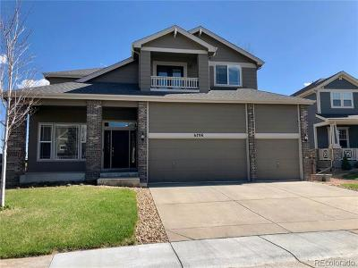 Castle Pines Single Family Home Active: 6706 Solana Drive