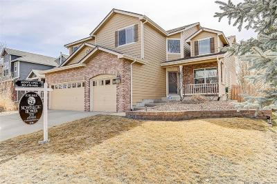 Arvada Single Family Home Under Contract: 12750 West 84th Circle