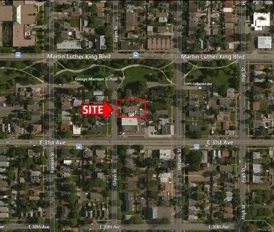 Denver Residential Lots & Land Active: 3112-3128 Gilpin Street