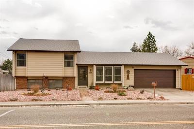 Aurora Single Family Home Under Contract: 1194 Lewiston Street