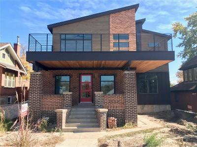 Denver Single Family Home Active: 3050 Tennyson Street