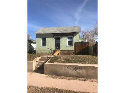Denver Single Family Home Active: 2286 South Cherokee Street