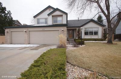 Littleton Single Family Home Under Contract: 8174 West Otero Avenue