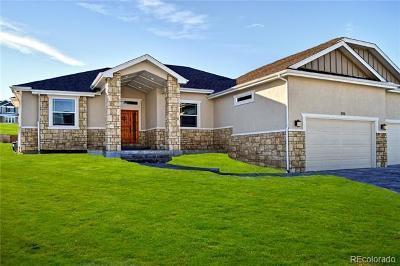 Platteville Single Family Home Active: 16517 Fairbanks North Court