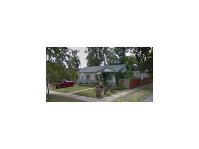 Denver Single Family Home Active: 3640 West 24th Avenue
