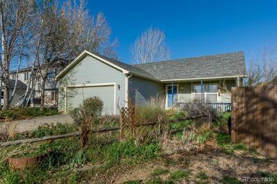Frederick Single Family Home Under Contract: 556 Aspen Circle
