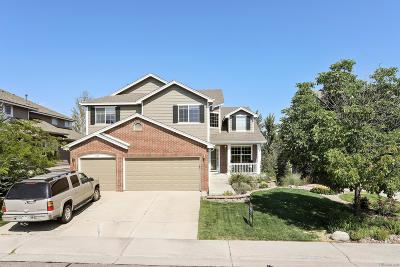 Castle Pines Single Family Home Under Contract: 661 Briar Haven Drive