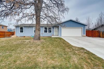 Arvada Single Family Home Under Contract: 6813 Marshall Street