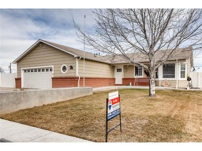 Littleton Single Family Home Active: 8372 South Wadsworth Court