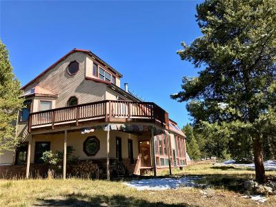 Leadville Single Family Home Under Contract: 3000 County Road 8