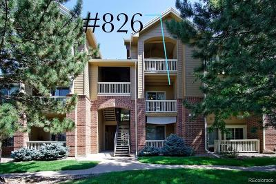 Littleton Condo/Townhouse Active: 1631 West Canal Circle #826