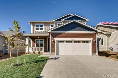 Denver Single Family Home Active: 7885 Tejon Street