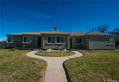 Denver Income Under Contract: 4101 Martin Luther King Boulevard