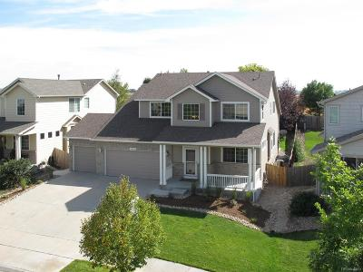 Henderson Single Family Home Under Contract: 10954 East 112th Place