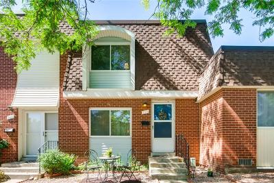 Lakewood Condo/Townhouse Active: 776 South Youngfield Court