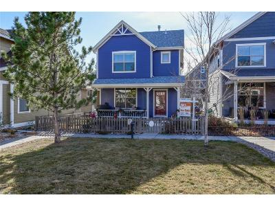 Denver Single Family Home Under Contract: 9124 East 29th Place