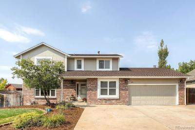 Centennial Single Family Home Active: 5581 South Zeno Court