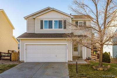 Littleton Single Family Home Active: 7635 Brown Bear Way