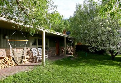 Steamboat Springs Single Family Home Active: 3339 Apres Ski Way