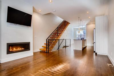 Denver Condo/Townhouse Active: 2137 North Downing Street