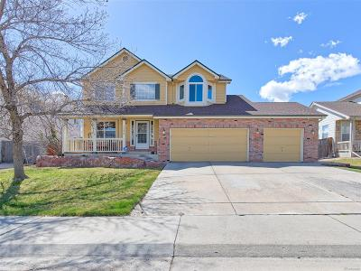 Broomfield Single Family Home Under Contract: 1390 Foxtail Drive