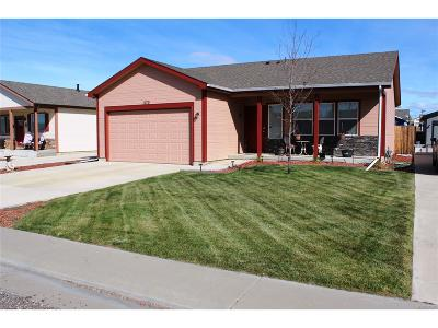 Deer Trail CO Single Family Home Under Contract: $222,000