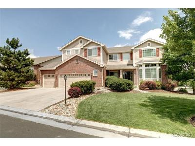 Aurora CO Single Family Home Under Contract: $550,000