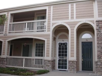 Aurora CO Condo/Townhouse Active: $279,000