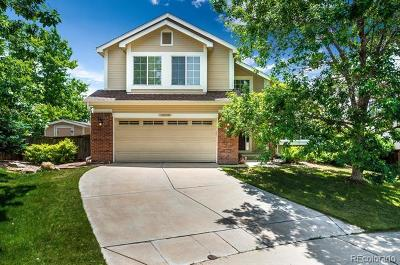 Lone Tree Single Family Home Active: 10228 Hexton Court