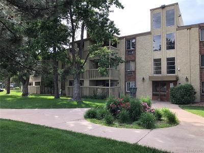 Denver Condo/Townhouse Active: 1300 South Parker Road #309