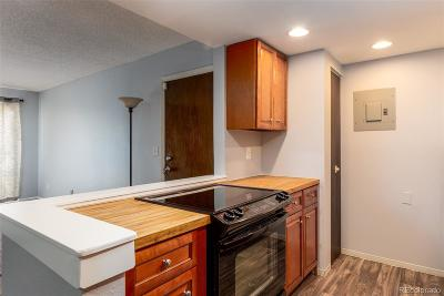 Aurora Condo/Townhouse Under Contract: 14142 East Colorado Drive #101