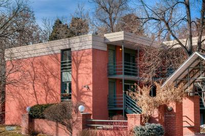 Boulder Condo/Townhouse Under Contract: 625 Pearl Street #21