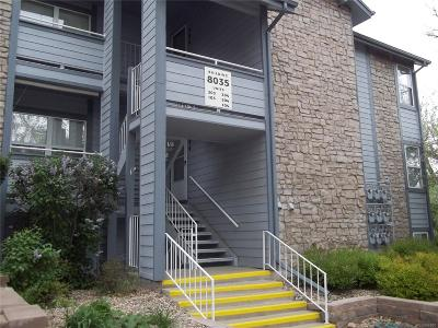 Condo/Townhouse Active: 8035 West Eastman Place #104