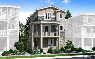 Aurora Condo/Townhouse Active: 12733 East Dickenson Avenue