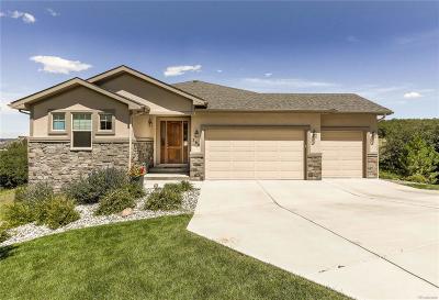 Plum Creek, Plum Creek Fairway, Plum Creek South Single Family Home Under Contract: 268 Emerald Court